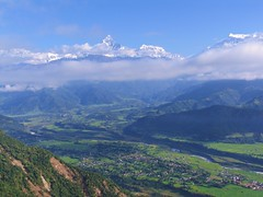 Paradise Pokhara (craigkass) Tags: nepal mountains trekking hiking backpacking peaks himalaya pokhara annapurna machhapuchhre theunforgettablepictures