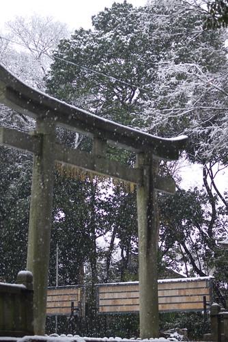 Kohata shrine (許波多神社)