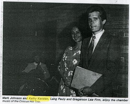 Katherine Kersten in 1981?