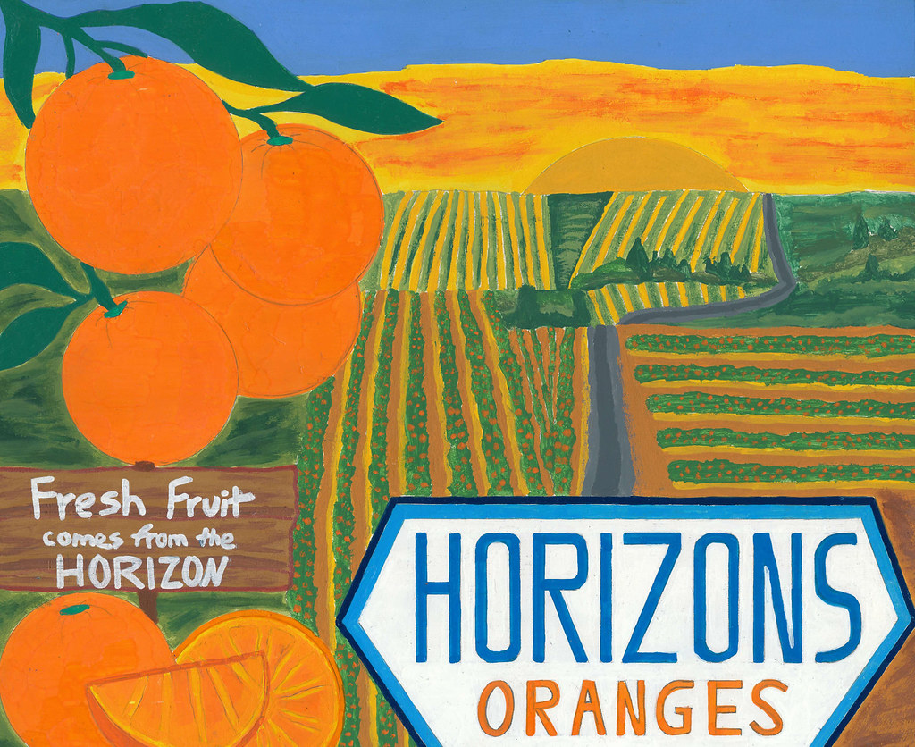 Horizons Oranges
