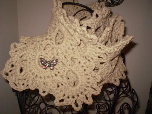 mkcarrol's Anne scarf pattern