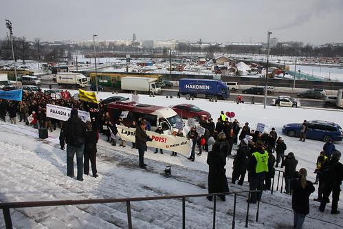 IMG1507. Mielenosoittajia
