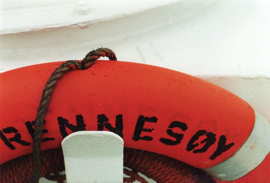 ferry rescue equipment