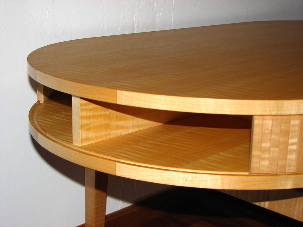 Plummer table drawer removed