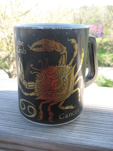 Federal Zodiac Cancer Mug