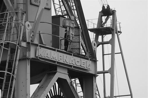 Hamburg Hafen: Kampnagel