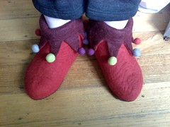 New slippers!