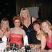 Joy Boyd, Olga Bradshaw, Jennifer Maguire, Angela Callaghan and Julie Kane attend the CIPR Awards.