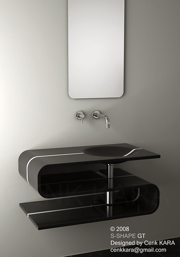 S-SHAPE GT - Sink Design
