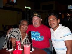 069 Antonia, Porfi & David (Seraphim2581) Tags: mexico malecon rockypoint puertopeasco