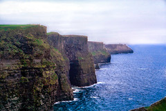 Cliffs of Moher (Renate Flynn) Tags: april2005 cliffsofmoher countyclare ireland2005 renateflynn2005