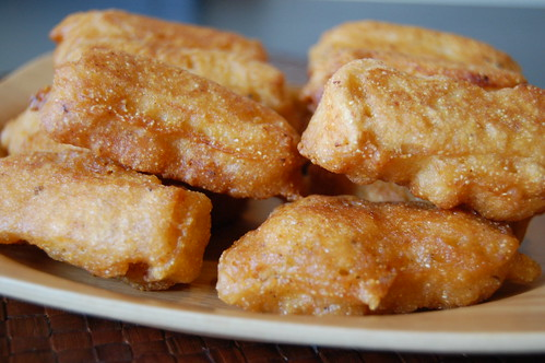 Beer Battered Tofu