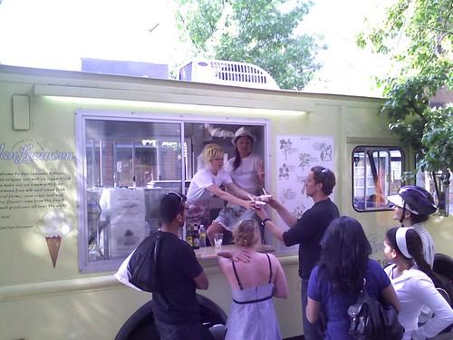 Van Leeuwen Ice Cream Truck
