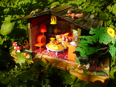 Chihiro's Chalet (Rainbow Mermaid) Tags: house miniature doll dolls furniture diorama dollhouse rainbowmermaid