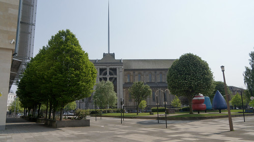 Belfast Cathedral / St Anne's Cathedral