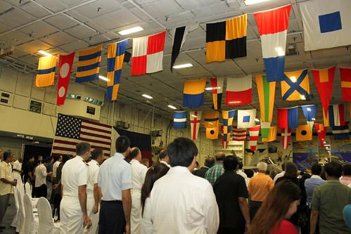 USS Carl Vinson in Manila - 7