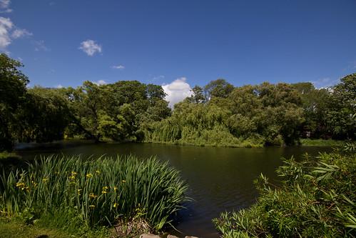 Thwaite Lake