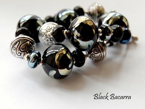 Black Bacarra by gemwaithnia