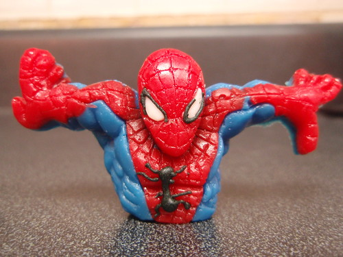 gummi spider-man