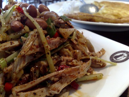 Spicy Shredded Chicken