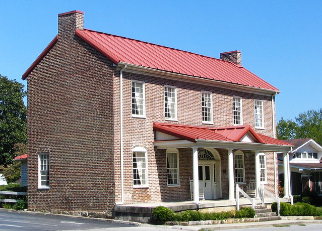 John Bridgman's House - Pikeville, TN