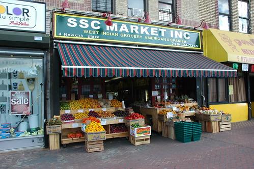 SSC Market, 4 Newkirk Plaza