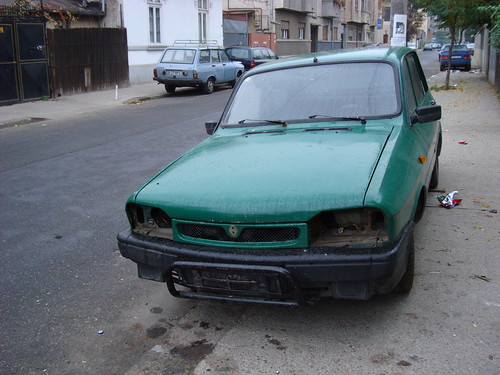 Cars in Bucarest-2