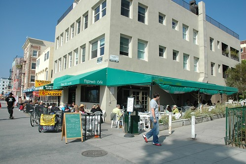 Fig Tree Cafe Venice Beach