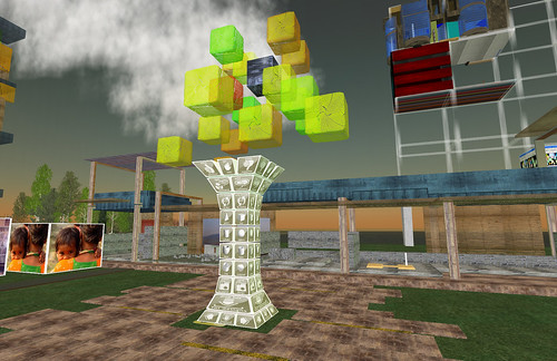 Collaborative City Planning, Urban Design and Architecture in Second Life – Machinima