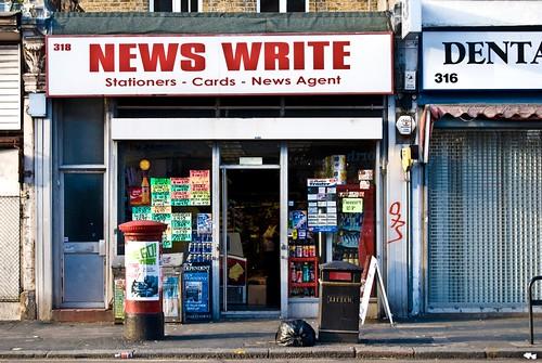Newsagent