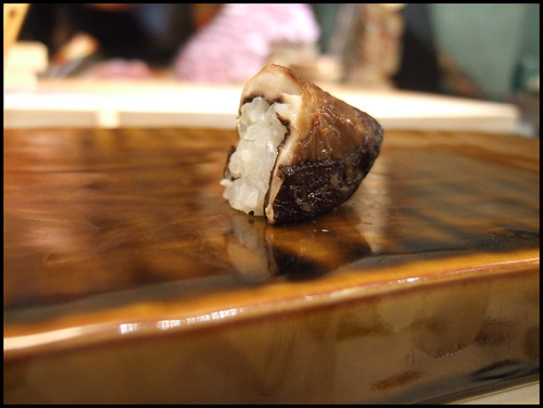 Urasawa (Los Angeles) - Grilled Shitake