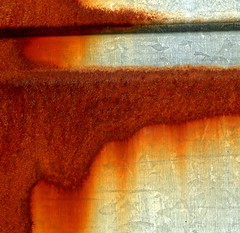 Garage rust (tina negus) Tags: door macro rust decay garage lincolnshire sleaford supershot 10faves rustrules defendersmacro exploreunexplored colourartaward abstractartaward artevokesemotion