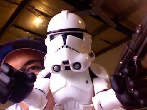 Me x Storm Trooper