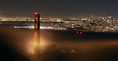 Luminous Fog (A Sutanto) Tags: sf sanfrancisco california ca city longexposure bridge urban usa fog night america lights bravo view scenic goldengatebridge goldengate marinheadlands ggb amazingtalent mywinners abigfave anawesomeshot colorphotoaward superaplus aplusphoto frhwofavs