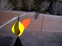 "The Spinner"" by Alexander Calder"