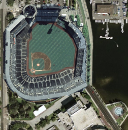 NEW STADIUM The Tampa Bay Rays Distract Fans With Plans For New Stadium