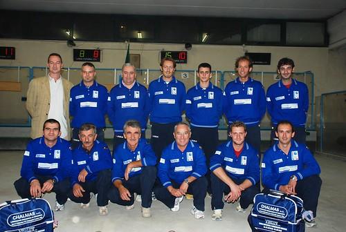 La squadra 2007/2008