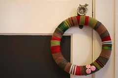 then came a christmas wreath by swallowfield