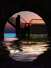 WindLight Water - Cannery Bridge (framing)