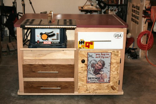 Table Saw Surround Woodworking Talk Woodworkers Forum