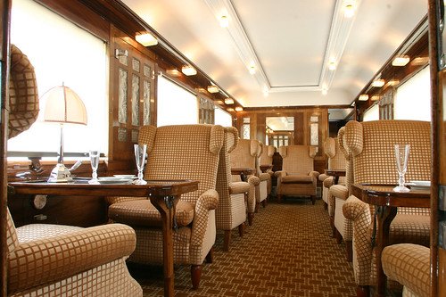 Pullman Orient Express - dining car