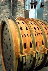 Rusty relic (tina negus) Tags: industry rust westmidlands stourbridge coolestphotographers