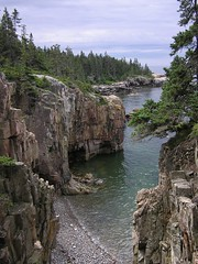Acadia National Park, Maine (idahobirder) Tags: ocean cliff nature beauty landscape coast nationalpark scenery maine atlantic cobblestone atlanticocean acadia acadianationalpark acadianp downeast cotcpersonalfavorite