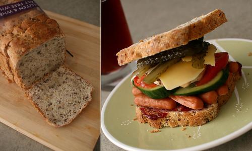 Gluten Free, Yeast Free bread - gluten free, wheat free