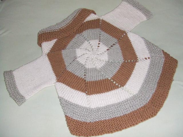 Pinwheel Cardigan