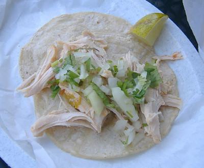 La Rana - Chicken Taco