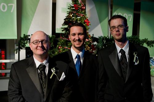 We three geeks
