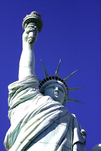 new york new york statue of liberty las vegas. Statue of Liberty - New York,