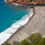 beach of Porto, Corsica