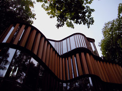 Things to Come: Integral House #1 (livinginacity) Tags: new city urban musician house toronto canada building home architecture modern buildings wow wonderful design cool waves superb contemporary unique awesome surreal wave architect wicked scifi ravine curve sublime architects residential urbanism  recent activist joyous sensuous   mathematician mathmatics   mathmatical somethingnew shimsutcliffe     a shimsutcliffearchitects torontostyle integralhouse